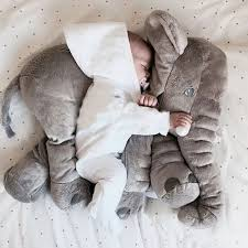 baby sleep with pillow pet